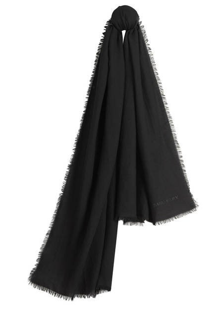 The-Lightweight-Cashmere-Scarf---Black