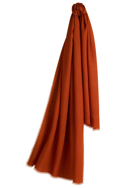 The-Lightweight-Cashmere-Scarf---Burnt-Orange
