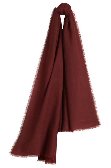 The-Lightweight-Cashmere-Scarf---Claret