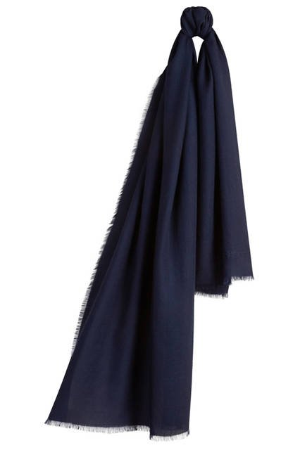 The-Lightweight-Cashmere-Scarf---Indigo-Blue