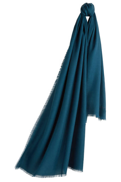The-Lightweight-Cashmere-Scarf---Marine-Blue