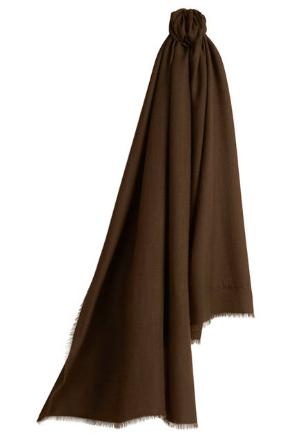 The-Lightweight-Cashmere-Scarf---Olive-Brown