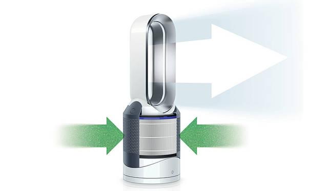 ダイソン ピュア ホット アンド クール 空気清浄機能付ファンヒーター