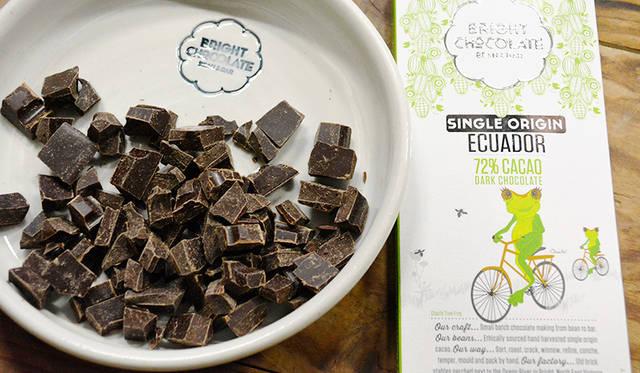 アルチザン的なチョコレートファクトリーも、ここ最近のトレンドのひとつ