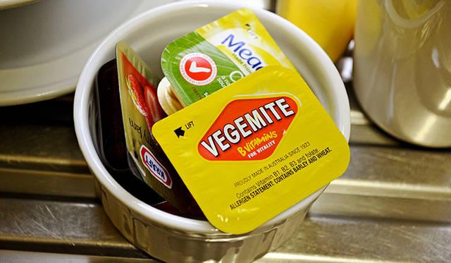 オーストラリアの朝食に欠かせないベジマイト。強烈な味で好みがわかれる