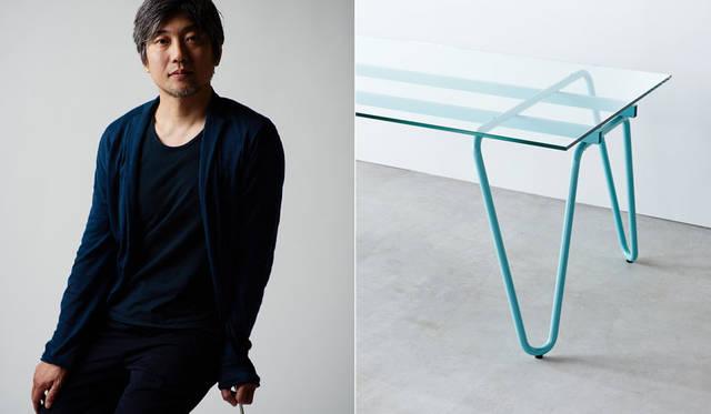 左/高須学(TGD)、右/table「PROP」