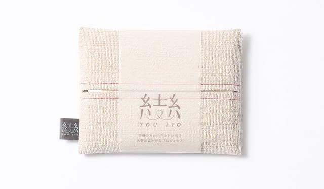新作パーティション/ブライダルギフト/ベビーギフト「結糸」 ティッシュケース