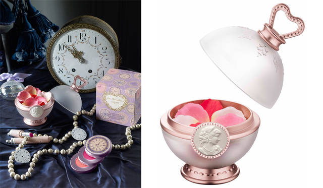 <strong>Les Merveilleuses LADUR&#201;E|レ・メルヴェイユーズ ラデュレ</strong><br />2015 HOLIDAY COLLECTION