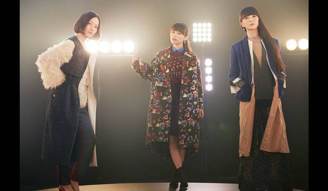 <strong>ISETAN|伊勢丹</strong><br /> Perfume×ISETAN  Pick Me Up vol.2 「Happy 10th Anniversary!」 &#169;Amuse