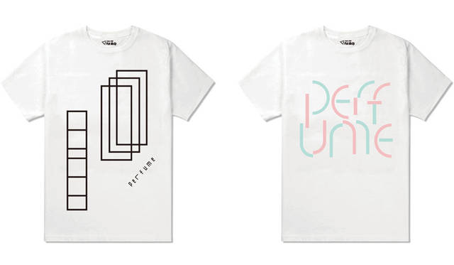 <strong>ISETAN|伊勢丹</strong><br /> Perfume×ISETAN  Pick Me Up vol.2 「Happy 10th Anniversary!」 Tシャツ