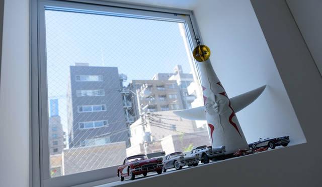 <strong>TAKAHASHI HIROKO|高橋理子</strong><br />「高橋理子押上スタジオ」3階