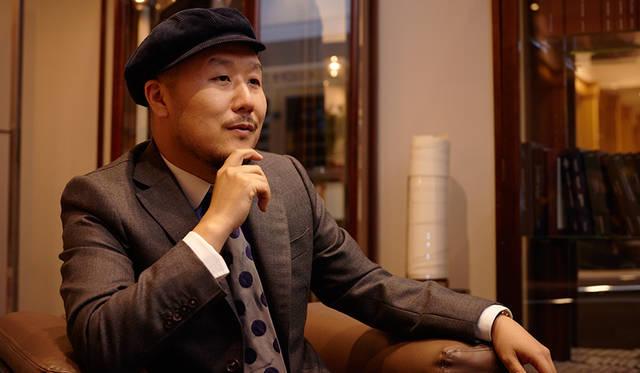 MEN'S Preciousファッションディレクター 山下 英介氏