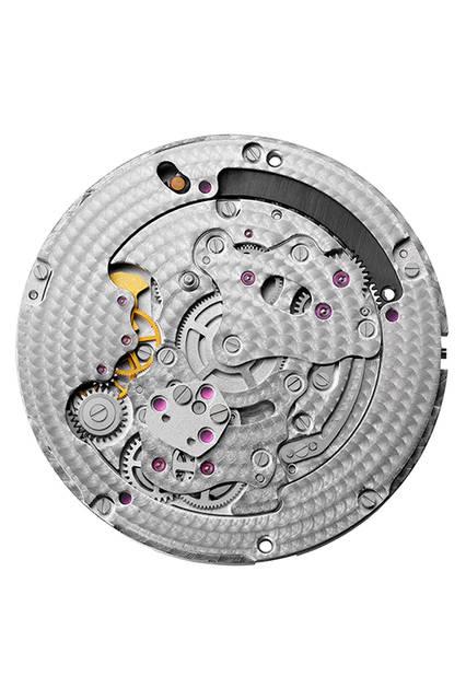 <strong>パンテール エ コリブリ ウォッチ</strong><br /> ケース|ロジウム加工18Kホワイトゴールド、314個のブリリアントカットダイヤモンドをセット<br /> 直径|42.75mm<br /> 厚さ|11.4mm<br /> ムーブメント|手巻き(Cal.9915MC)<br /> 機能|パワーリザーブ表示(3時位置のリューズを押すと、子豹が現れ、蜂鳥がゼンマイの残量に応じて12時方向へ移動)<br /> ストラップ|アリゲーター<br /> 防水|日常生活防水<br /> 価格|■■万■■円(税込み)<br />