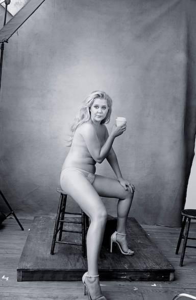 英米で絶大な人気を誇るスタンダップコメディのエイミー・シューマー