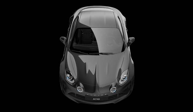 Alpine A110 Noir|アルピーヌ A110 ノワール