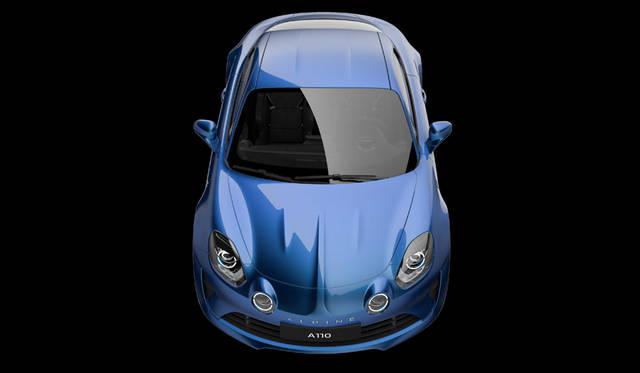 Alpine A110 Bleu Abysse|アルピーヌ A110 ブルー アビス