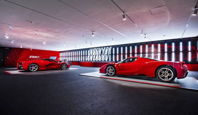 エンツォ フェラーリ|Enzo Ferrari