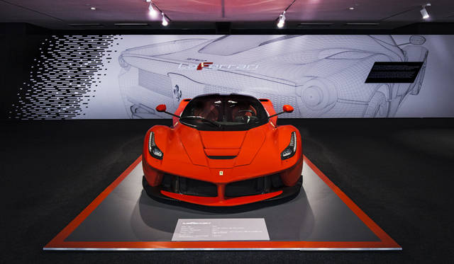 ラ フェラーリ|La Ferrari
