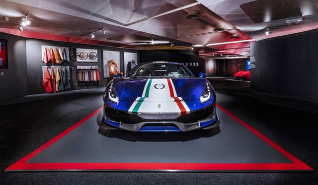フェラーリ 488ピスタ|Ferrari 488Pista