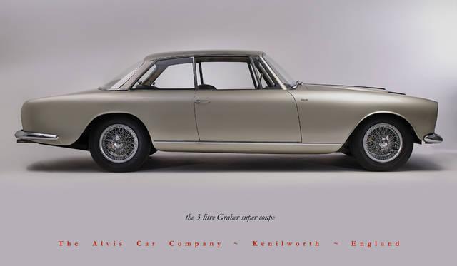 Graber super coupe|グラバー スーパークーペ