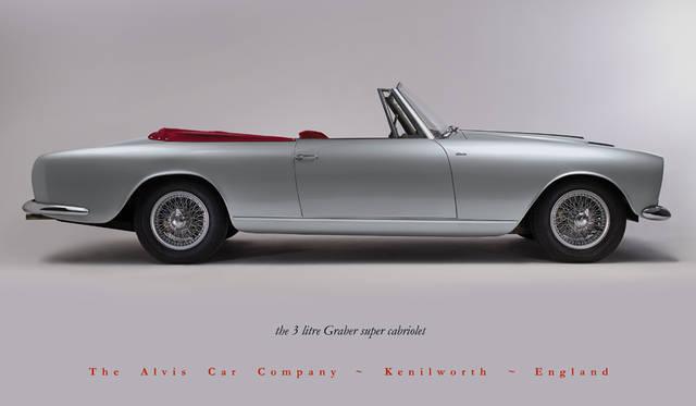 Graber super cabrioret|グラバー スーパーカブリオレ