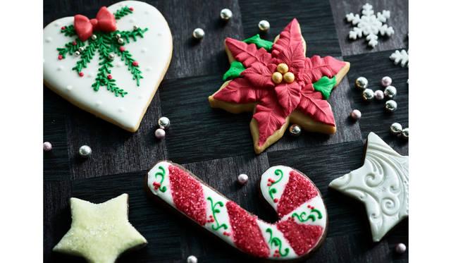クリスマスアイシングクッキー2000円(税別)