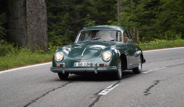 Porsche 356 A 1600 S Coupe|ポルシェ 356 A 1600 S クーペ