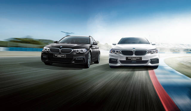BMW 523i M Sprit|BMW 523i Mスピリット<br>BMW 523d Touring M Sprit|BMW 523d ツーリング Mスピリット