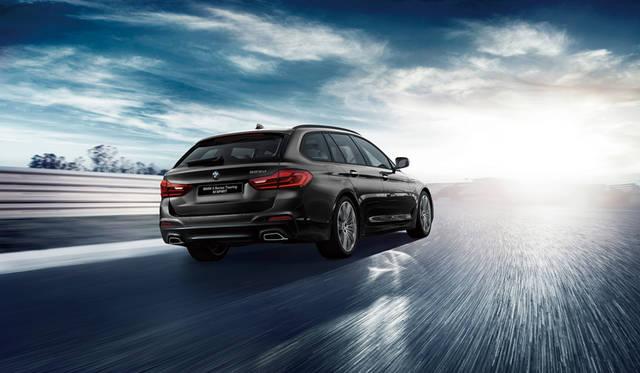 BMW 523d Touring M Sprit|BMW 523d ツーリング Mスピリット