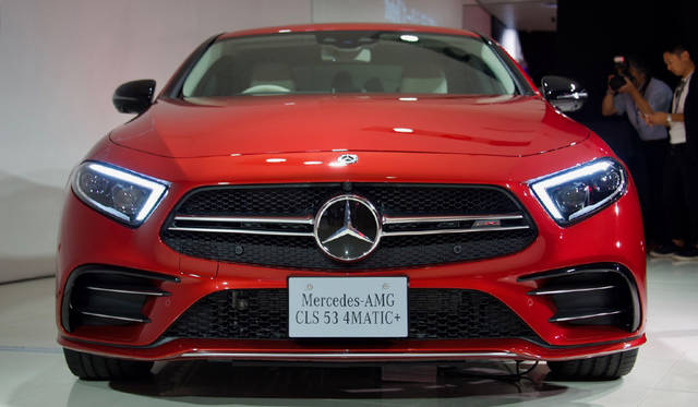 Mercedes-AMG CLS 53 4MATIC +|メルセデスAMG CLS 53 4MATIC +