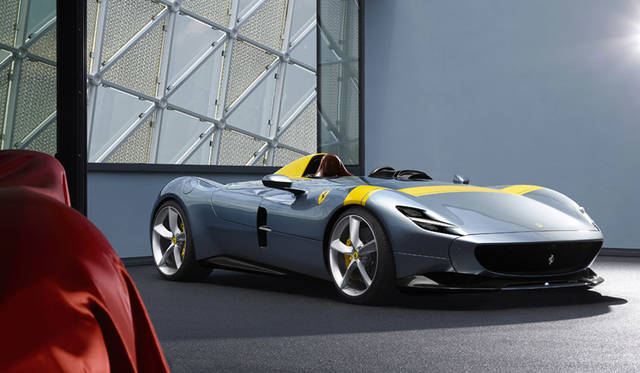 Ferrari Monza SP1|フェラーリ モンツァ SP1