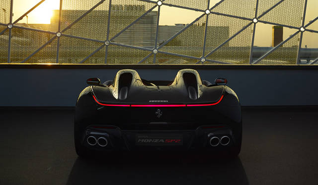 Ferrari Monza SP2|フェラーリ モンツァ SP2