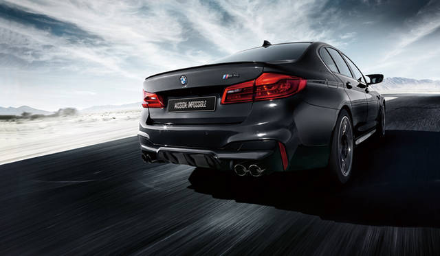 BMW M5 EDITION MISSION:IMPOSSIBLE|ビー・エム・ダブリュー M5 EDITION MISSION:IMPOSSIBLE