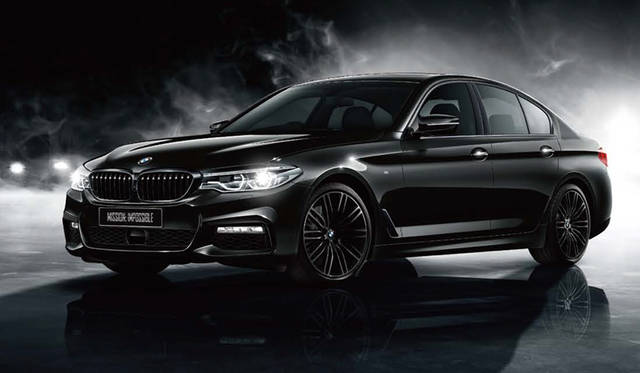 BMW 523d EDITION MISSION:IMPOSSIBLE|ビー・エム・ダブリュー 523d EDITION MISSION:IMPOSSIBLE