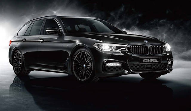 BMW 523i TOURING EDITION MISSION:IMPOSSIBLE|ビー・エム・ダブリュー 523i TOURING EDITION MISSION:IMPOSSIBLE