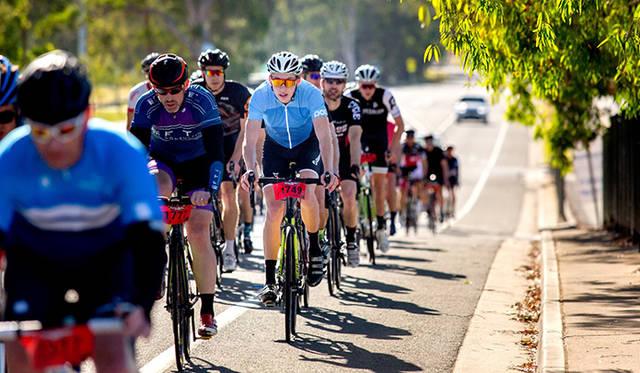「Riding in Brisbane」というサイクリスト向けルートガイド本も無料で配られている