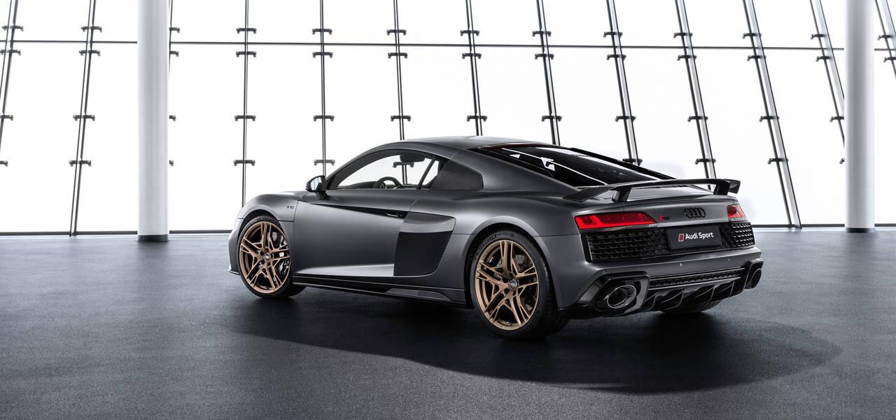 Audi R8 Decennium|アウディ R8 デセニウム