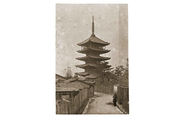 京都-八坂の塔