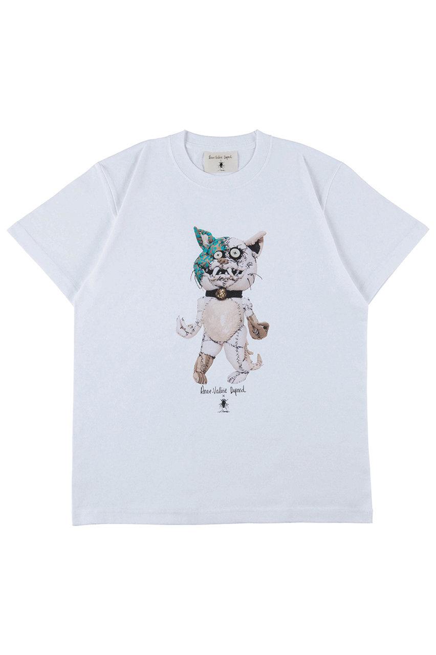 左:Tee Shirt A 右:Tee Shirt B ともにサイズ:M/L/XL。各7480円(税込)