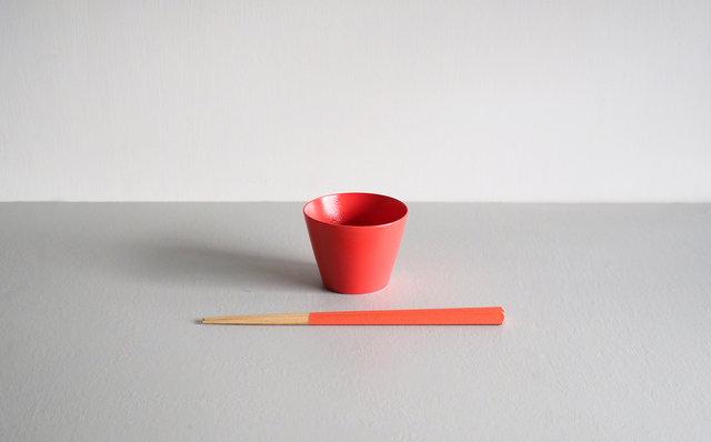 BARBAR 蕎麦猪口大事典 虹色と箸