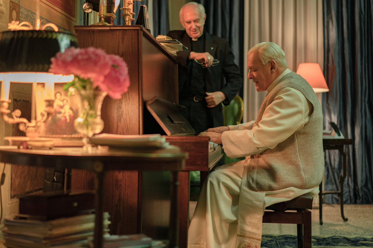 Netflix映画『2人のローマ教皇』独占配信中