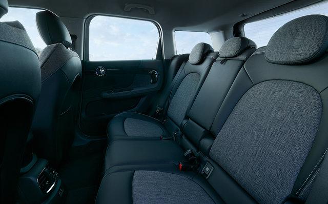 BMW MINI コーンウォールエディション インテリア