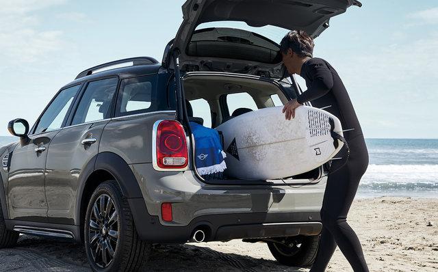 BMW MINI コーンウォールエディション