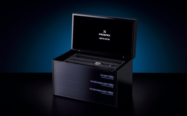 トリロジーコレクションボックス