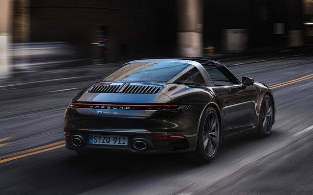 ポルシェ 911タルガ4 タルガ4S