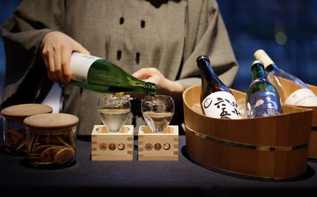 星のや東京 日本酒
