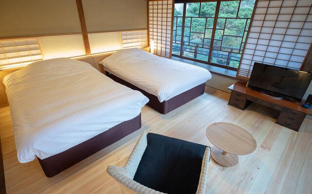 鎌倉古今 101号室 2F ベッドルーム