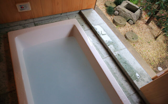 鎌倉古今 お風呂