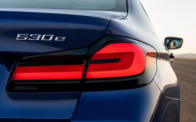 BMW 530e xDrive セダン エクステリア