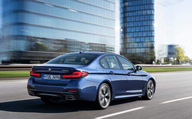 BMW 530e xDrive セダン